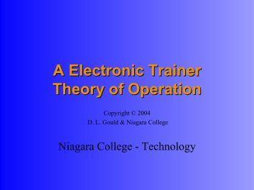 Logic Probe - Technology - Niagara College