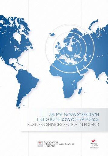 Sektor nowoczesnych usług biznesowych w Polsce - QBusiness.pl