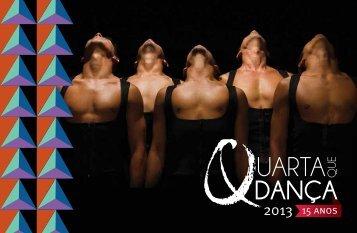2013 15 anos - Fundação Cultural do Estado da Bahia