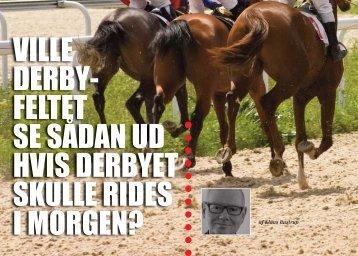 Læs Klaus Bustrups seneste Derby-artikel i ... - Galopsport.dk