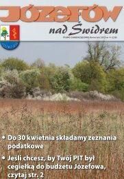 nr 4/2013 - Józefów