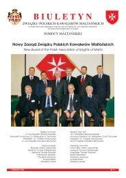 Nr.17 - Zakon Maltański Polska