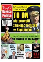 nie rozbiorę się dla kariery - Gazeta Polska Codziennie