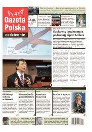 Naukowcy i prokuratura podważają raport Millera - Gazeta Polska ...