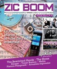 Zic Boom n°47 Hiver 2010/2011 - Polca