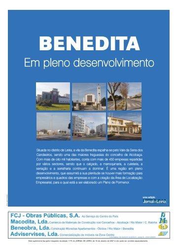 benedita - Jornal de Leiria