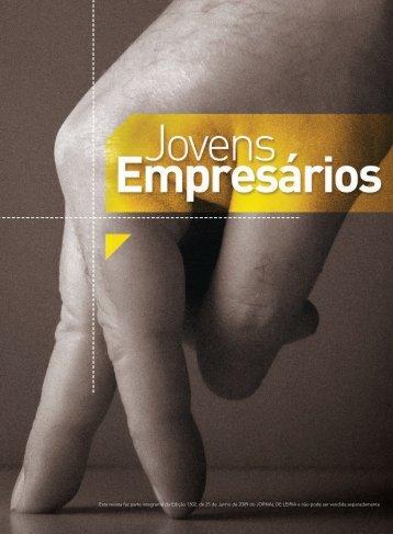 Jovens Empresários:Layout 1.qxd - Jornal de Leiria