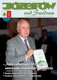 nr 1-2/2013 - Józefów