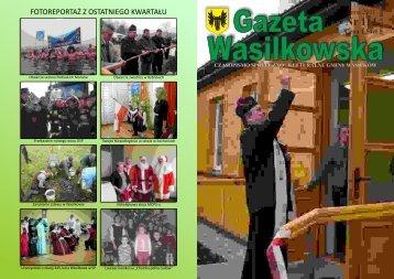 Nr 114 - Gazeta Wasilkowska - Wasilków