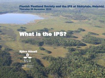 International Peat Society