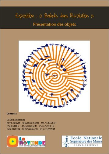 objets associes - CCSTI La Rotonde