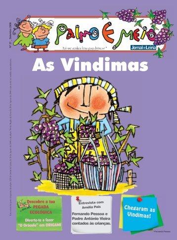 As Vindimas - Jornal de Leiria