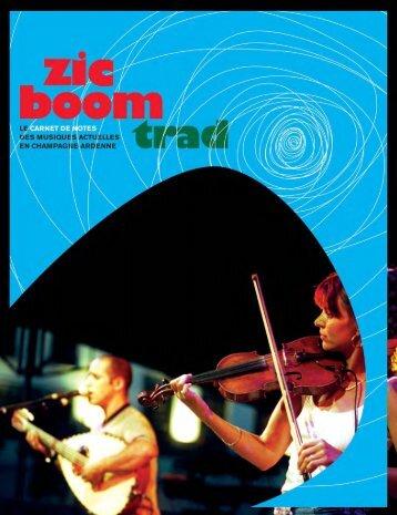 Zic Boom n°15 Septembre / Octobre 2002 - Polca