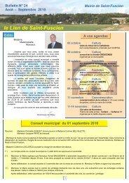 Lien n°24 - août / septembre 2010 - Saint-Fuscien