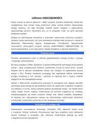 Oferta wstępna - Stowarzyszenie Razem dla Radomki