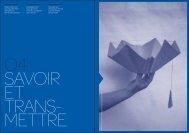 ANNE- XES - Les Arts Décoratifs
