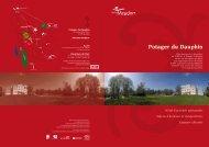 La plaquette de présentation du Potager du ... - Ville de Meudon