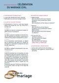 le guide du mariage - Ville de Meudon - Page 5