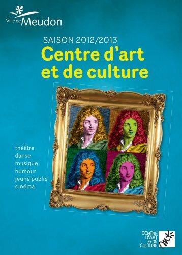 Centre d'art et de culture - Ville de Meudon