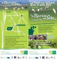 Le Poiré-sur-Velluire 20 et 21 avril 2013 - Tourism System