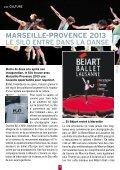 Ballet Béjart lausanne - Le Silo - Page 3