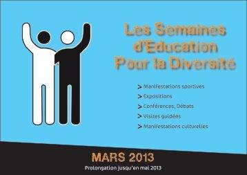 MARS 2013 - Tourism System