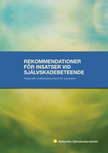 Rekommendationer+självskadebeteende+dec2014
