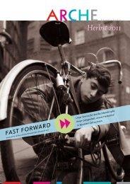 Page 1 Archeliteratur Verlag Herbst 2011 fast forward Unser ...