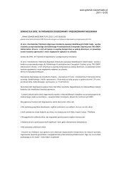 Monitoring mediów - Gpec