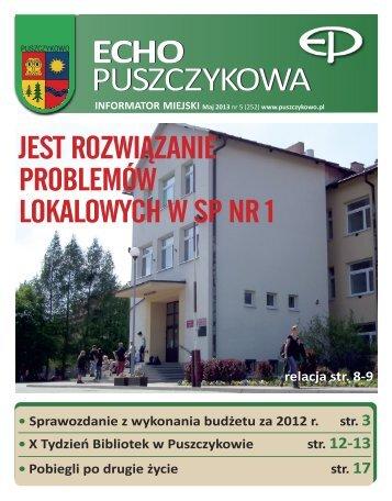 Maj - Puszczykowo, Urząd Miasta