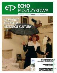 listopad 2009.pdf - Puszczykowo, Urząd Miasta