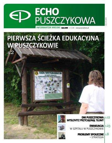 Lipiec 2009 - Puszczykowo, Urząd Miasta