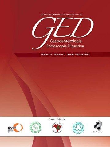 Volume 31 - Colégio Brasileiro de Cirurgia Digestiva