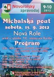 Novorolský zpravodaj 09/12 - Nová Role