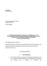 Anhang5 Einspruch Kornwestheim - ARGE Nord-Ost