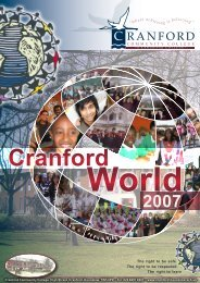Cranford Review (World edition) 2007