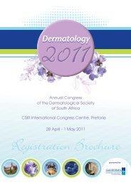 9069 Derm 2011 RegsBroch RR - Dermatology