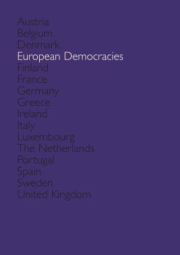 European-Democracies