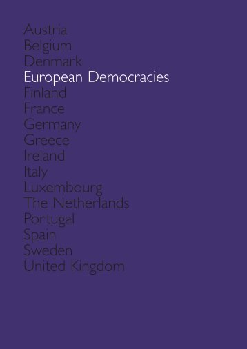 European-Democracies