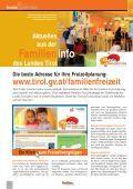 Tiroler Familien - Tirol - Familienpass - Seite 4