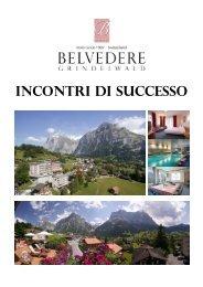 SERVIZI AGGIUNTIVI - Hotel Belvedere Grindelwald