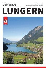 Gemeinde Lungern 2015-25