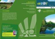 Entre vignes et rivières - Tourism System