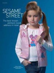 SeSame Street - Caletha Crawford