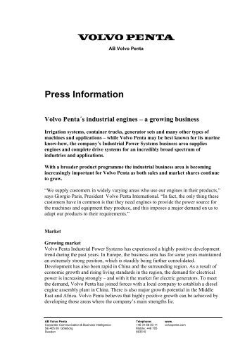 Press Information - Middle East Electricity