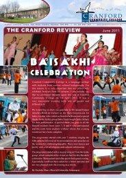 Cranford Review - June 2011