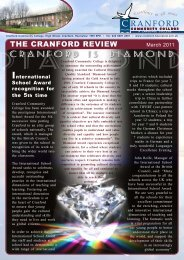Cranford Review - March 2011