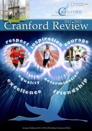 Cranford Review 2011-2012 (Annual edition 2012)