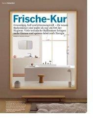 Grosszügig, hell und stimmungsvoll - Archithema Verlag AG