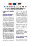 EU Turkey Global Bridge Building Initiative 2013 - Ceeba - Page 3
